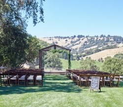 Christopher and Kimberly's Wedding at The Highland Estates