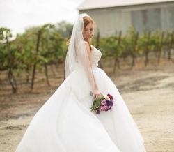 Melanie Ryan Wedding Bride 3