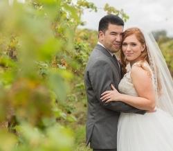 Melanie Ryan Wedding Bride and Groom 5