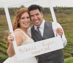 Melanie Ryan Wedding Bride and Groom 6