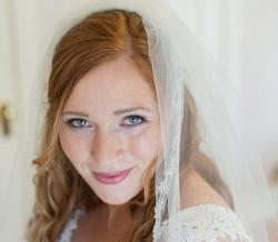 Melanie Ryan Wedding Bride