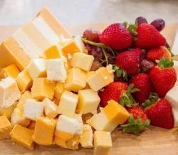 Melanie Ryan Wedding Cheese Plate 2