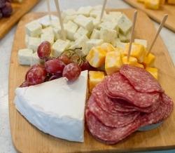 Melanie Ryan Wedding Cheese Plate