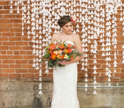 Styled Wedding Photo Shoot at Willow Ballroom 1