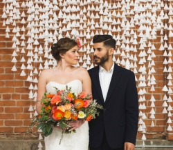Styled Wedding Photo Shoot at Willow Ballroom 18
