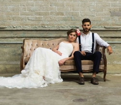 Styled Wedding Photo Shoot at Willow Ballroom 24
