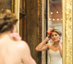 Styled Wedding Photo Shoot at Willow Ballroom 9