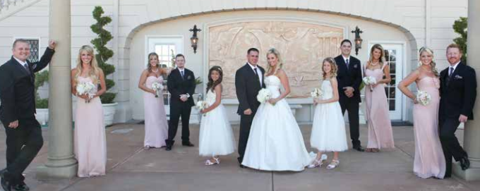 HerLife Magazine Features Nicole & Jason's Wedding