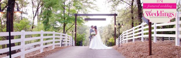 Madeleine and Samuel's Wedding in Real Weddings Magazine